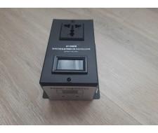 Регулятор напряжения с цифровым дисплеем 10кВт