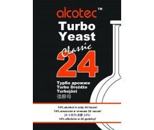 Турбо-дрожжи Alcotec Classic 24 Turbo, 175 г