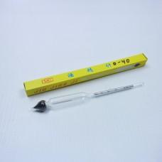 Ареометр АСП-3-К, 0-40 %